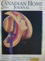 Canadian Home Journal July 1932 thumbnail