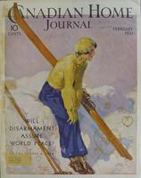Canadian Home Journal February 1932 thumbnail