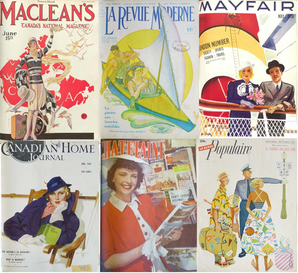 Magazines, Travel and Middlebrow Culture in Canada 1925-1960 thumbnail