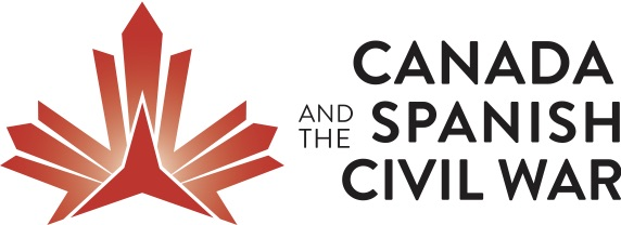 Canada and the Spanish Civil War logo