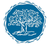 It's the Orlando Project's logo: a blue oaktree.